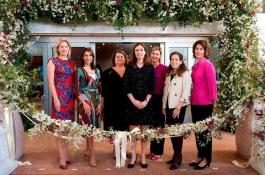Embedded thumbnail for Texas Children's Pavilion for Women 5th Anniversary – A Look Back with Advisory Council members