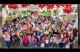Embedded thumbnail for Texas Children's Fetal Center Reunion: Celebrating Over 200 Miracles